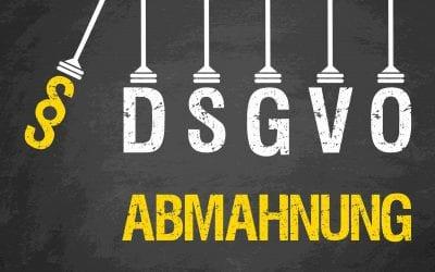 Umsetzung DSGVO – deine Website ganz sicher rechtskonform