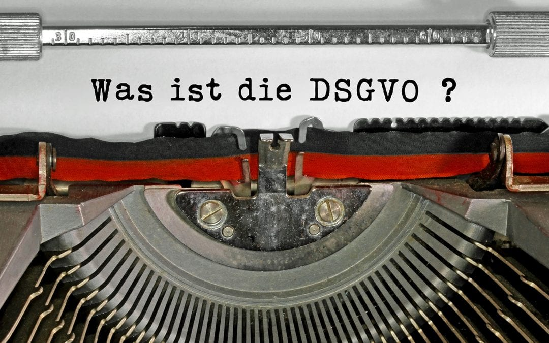 Das musst du als Betreiber einer Website zur DSGVO wirklich wissen