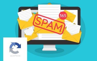 Hilfe Spam über deine Website! Wenn Formulare unerwünschte Mails verschicken.