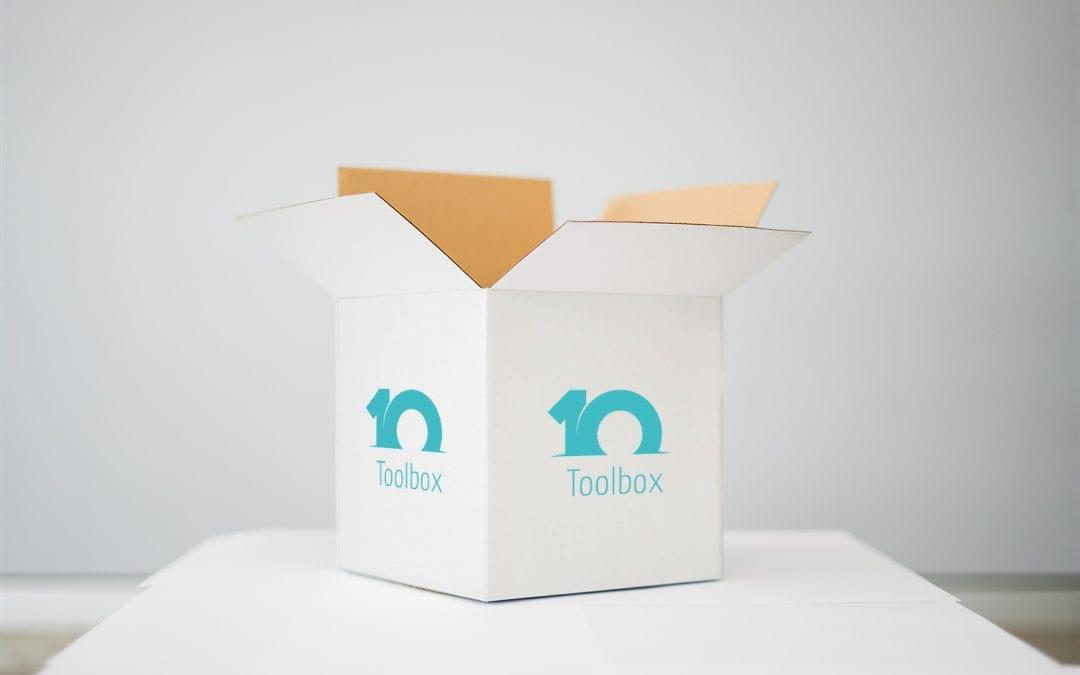 Die 10Punkt0 Toolbox. Denn in einem Haus ohne Möbel wirst du auch nicht glücklich